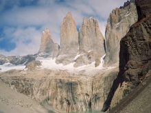 CHILE - TORRES DEL PAINE NP