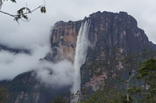 Salto el Angel, Angel Falls, the World's highest waterfall, Venezuela
