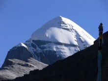 Kailash, The Mountain of Gods, South Face