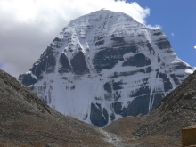 Kailash, North Face